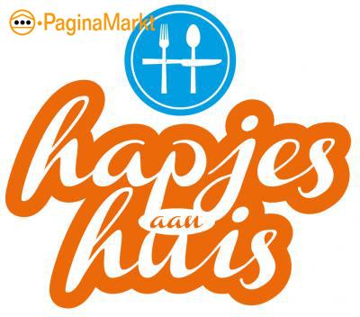 Logo Hapjes aan huis