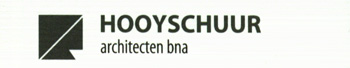 logo hooyschuur architekten