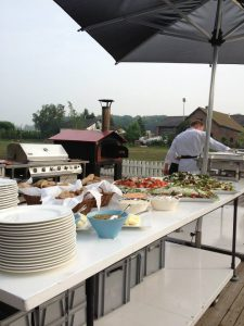 Barbecue catering Alkmaar - Food for the Mood