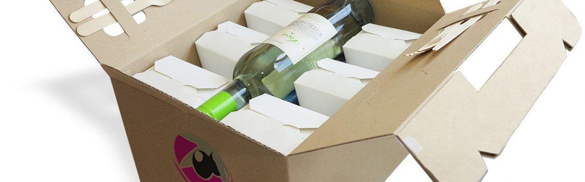 High Wine Box